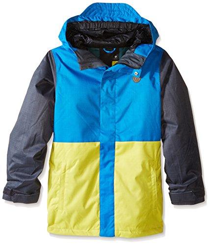 volcom-boys-woodland-technical-insulated-jacket-multicoloured-small