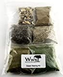 Desert Basing Materials by WWS - Scenery, Terrain, Miniatures