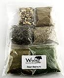 WWS Materiales Base Desierto para Miniaturas - Escenografías, Maquetas, Miniaturas