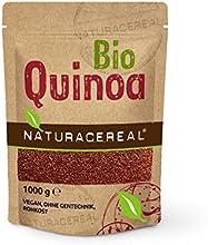 Quinoa Roja BIO de NATURACEREAL - (1 x 1kg) 1000g