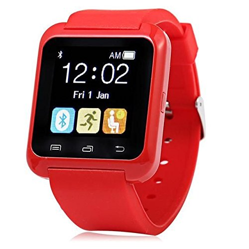 Panasonic GD22 Compatible U8 Bluetooth Smart Watch / Wrist Watch / Wearable Watch with Sim Card Support for High Quality Calling | Facebook and WhatsApp | Touch Screen | All functions of Smartphones | Smartwatch Phone with Camera TF SIM Card Slot | Compatible with 2G 3G 4G Android Mobile Phones & IOS Samsung Vivo Sony Gionee Xiaomi Redmi MI Lenevo Motorola Oppo HTC Google Micromax Intex and all smartphones  available at amazon for Rs.799