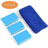 Nakeey Reinigungsknete Auto, Auto Reinigungsknete für Lackreinigungsknete, Reinigungsknete zur Lackpflege Reinigungs Knete Blau