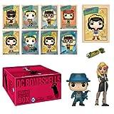 POP Funko DC Comics Bombshells Deluxe Collectors Box Exclusive Batman