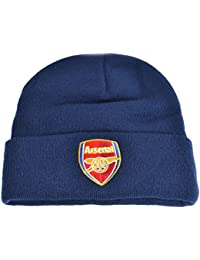 Arsenal FC Bronx Cuffed Knit Beanie