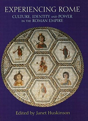 Experiencing Rome: Culture, Identity and Power in the Roman Empire by Richard Miles (11-Nov-1999) Paperback