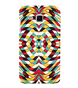 EPICCASE Trippy case Mobile Back Case Cover For Samsung Galaxy J3 (Designer Case)