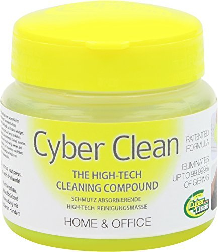 Cyber Clean Home & Office Reinigungsmasse (145g im Pop-up Becher)