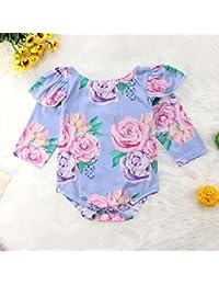 f1e802e84b8d Amazon.it  Viola - Tutine e body   Bambina 0-24  Abbigliamento