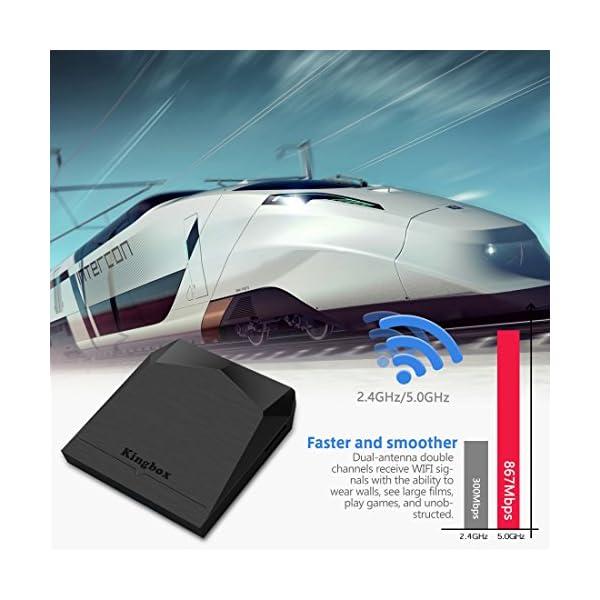 Kingbox-2018-Dernire-Version-K3-Android-71-TV-Box-avec-2GB-RAM-16GB-ROM-Smart-TV-Box-Supporte-Dual-WiFi-24G-5G-1000M-LAN-64-Bit-Octa-Core-S912-H265-BT-40-avec-Mini-Clavier-sans-fil