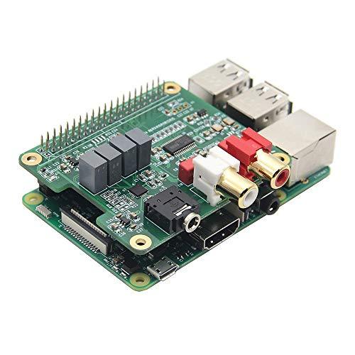 PCM5122 - Scheda audio HIFI DAC per modulo Raspberry Pi 3 Modello B/B+/2B