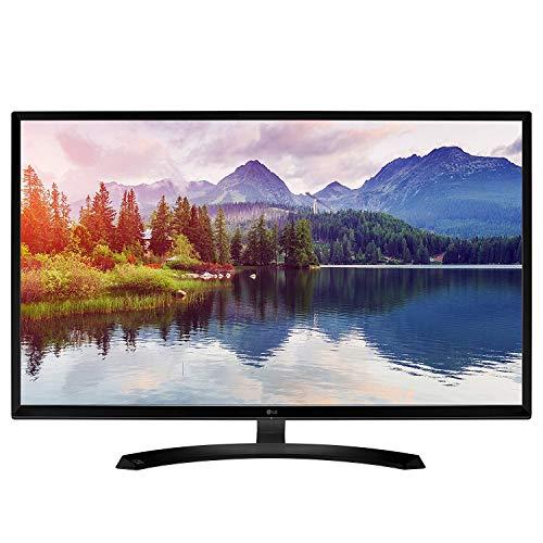 LG 31.5 inch (80 cm) LED Monitor - Full HD, IPS Panel with VGA, HDMI Port x 2, USB Port, INBUILT Speaker - 32MN58HM