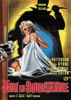 Jack The Ripper (1959) - Region 2 PAL, plays in English without subtitles by Lee Patterson