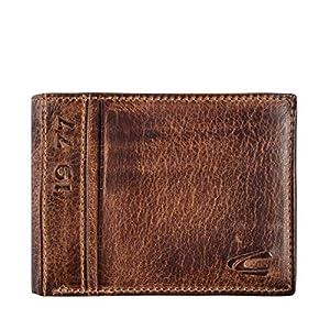 camel active Coin Purse, Brown (Brown) - 247 702 29