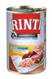 Rinti Junior + Huhn, 24er Pack (24 x 400 g)