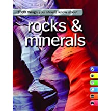 Rocks and Minerals (1000 Things You Should Know ) by Pellant, Chris, Pellant, Helen (2006) Paperback