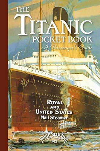 Titanic: A Passenger's Guide Pocket Book por John Blake epub
