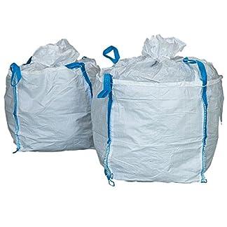 Propac z-big80Saco Big Bag mediano tamaño, 80x 80x 80cm, 1000kg Capacidad