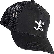 060ac5364215b4 adidas Originals Cap Trefoil Trucker DV0233 Schwarz Weiß, Size:ONE Size