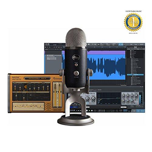 Blue Microphones Yeti Pro Studio All-In-One Pro Sistema Vocal Studio