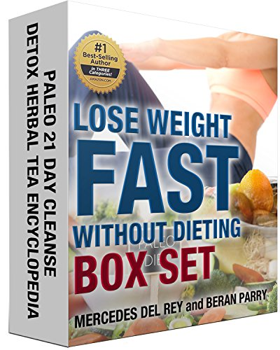 lose-weight-fast-without-dieting-book-bundle-paleo-21-day-cleanse-detox-herbal-tea-encyclopedia-slim