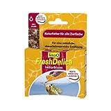 Tetra FreshDelica Bloodworms, 2er Pack (2 x 80 g)
