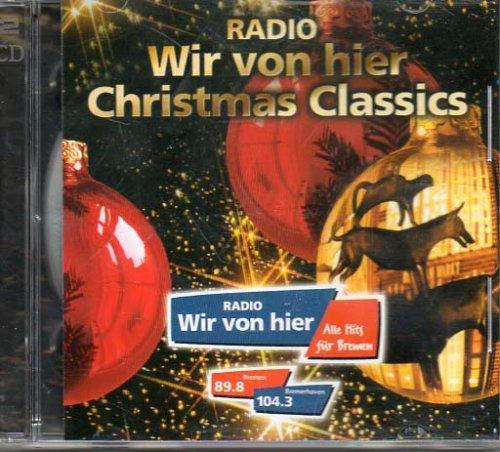 Radio Wir von Hier CHRISTMA CLASSICS DoppelCD - Weihnachts-cd Doris Day