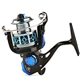 Best Reels Saltwater Spinning - Entsport Saltwater / Freshwater Spinning Reel Spool Métal Review