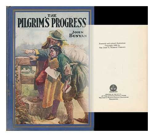 The Pilgrim's Progress, by John Bunyan; with over Fifty Illustrations by Frederick Barnard and Others and an Introductory Notice of the Author