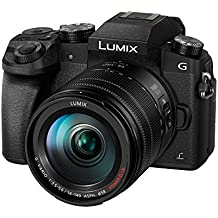 Panasonic  Lumix dmc-g7 14-140 mm cámara evil 4k