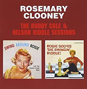 The Buddy Cole and Nelson Riddle Sessions