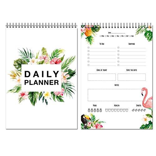 Tagesplaner/Wochenkalender/Planer/WeeklyPlanner/Schulkalender/Haushaltsplaner/To Do/Geschenkfür Mama/Made in Germany/Tischkalender2018/Grundschule (Daily Planner)