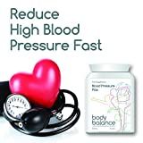 BODY BALANCE BLOOD PRESSURE PILL TABLET LOWER BLOOD PRESSURE NATURAL HERBAL