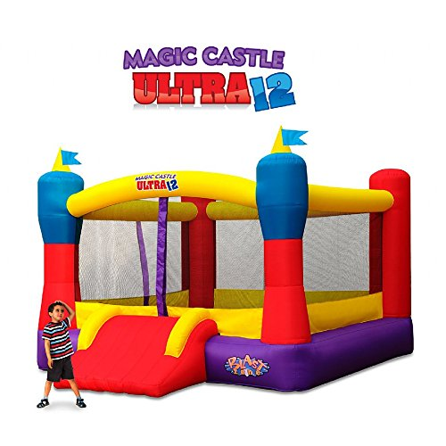 Blast Zone GE-MAGICULTRA12 Giant Inflatable Castle