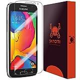 Samsung Galaxy Avant Protection d'écran, Skinomi TechSkin Une Couverture Complète Protection d'écran pour Samsung Galaxy Avant Transparent HD Film Anti-Bulle...