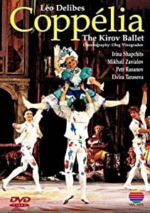 Léo Delibes : Coppélia: Amazon.fr: Ballet du Kirov, Irina