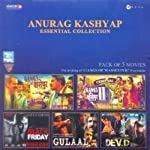 Anurag Kashyap Essential Collection 2012 DVD includes some notable films that showcase his prowess as an outstanding director. Gangs of Wasseypur This Indian crime film features Manoj Bajpai, Richa Chadda, Huma Qureshi, Nawazuddin Siddiqui, and Ti...