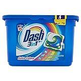 Dash Sichtschutz Farbe Pods Waschmittel 15Wäschen