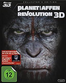 Planet der Affen - Revolution [3D Blu-ray] [Collector's Edition]