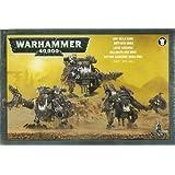 Warhammer 40,000 Ork Killa Kans (x3 2010 Plastic)