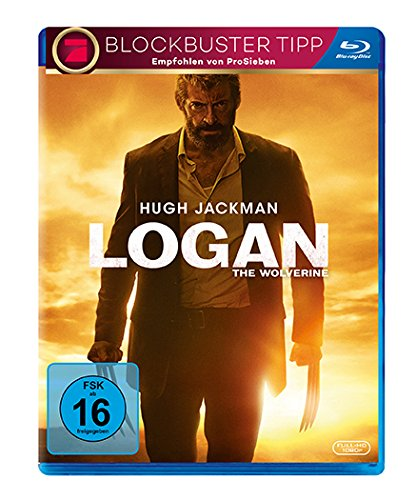 Logan - The Wolverine [Blu-ray] (X-rating)