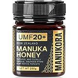 Manukora UMF 20+ Miel de Manuka - 250g
