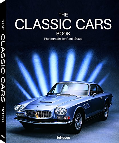 The classic cars book - small format (Photographer) por René Staud
