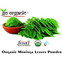 Go Organic Moringa Leaf Powder ( 150 Gm)