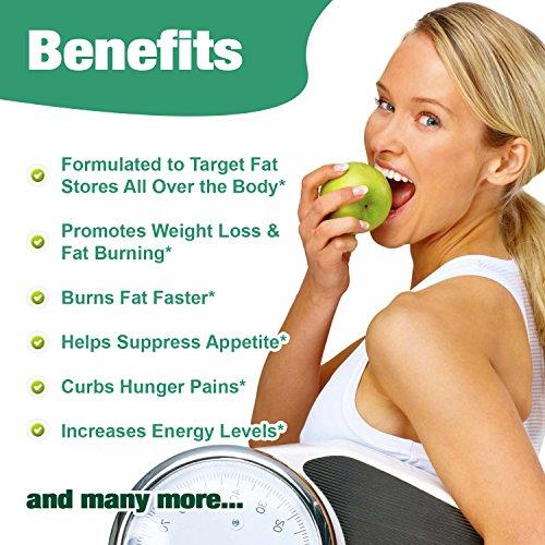 Bester Bio-Himbeer-Keton-Komplex, mit Himbeer-Keton – Grüner Tee-Extrakt – L-Carnitine – Afrikanische Mango, Schnelle Gewichtsreduzierung, Starke Diätpillen, Natürlicher