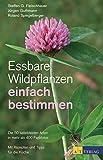 Essbare Wildpflanzen einfach bestimmen: Die 50 beliebtesten Arten in mehr als 400 Farbfotos. Mit Rezepten und Tipps für die Küche