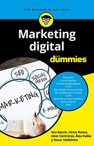 Marketing digital para Dummies por Isra García