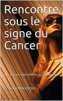 Rencontre sous le signe du Cancer : Les secrets des chiffres et des lettres