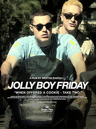 Jolly Boy Friday Cover