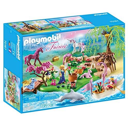 Playmobil 70167 Feen Fee Einhorn Island