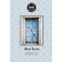 6pieza saquitos de Bridgewater grande azul para puerta